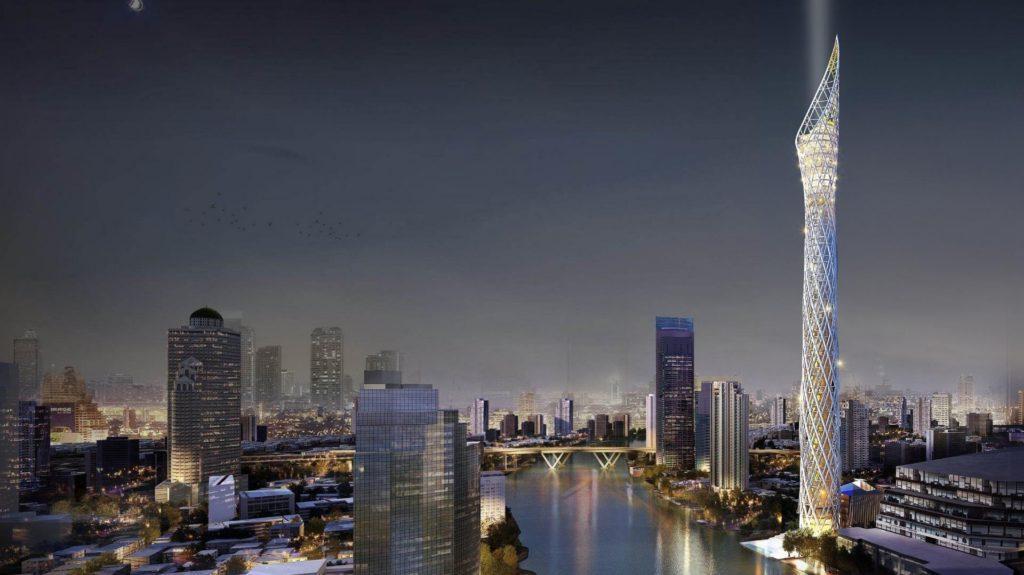 Así será la torre de observación más alta del sudeste asiático