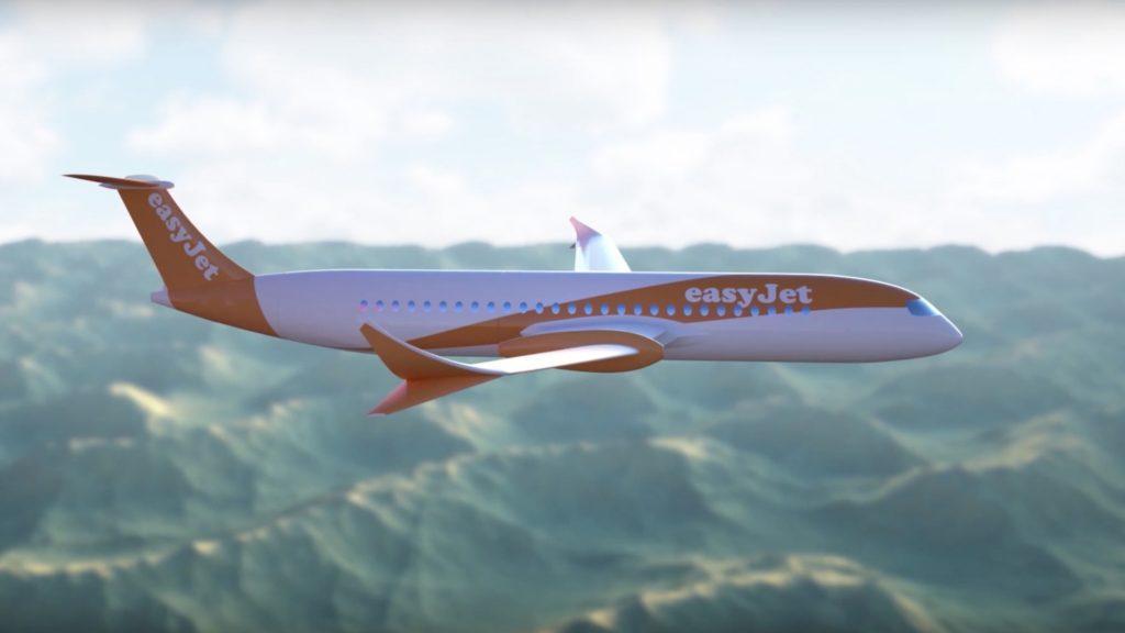 [Video] EasyJet comenzará a volar aviones eléctricos antes de lo que pensamos