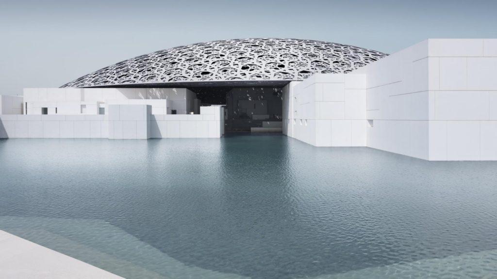 El museo Louvre Abu Dhabi abre sus puertas