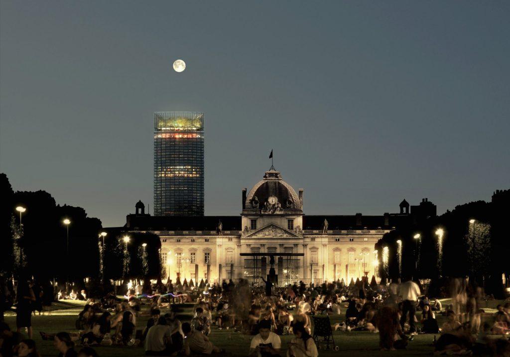 [Imágenes] La icónica Torre Montparnasse en París tendrá una sorprendente renovación