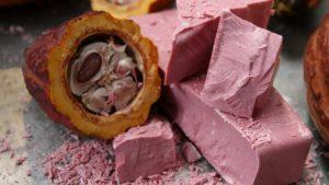 [Video] El nuevo chocolate rosa fue creado en Suiza
