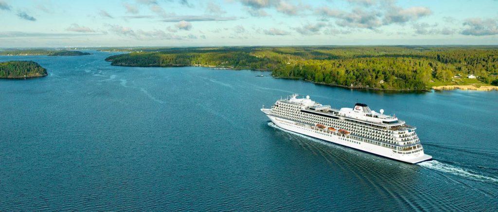 El nuevo crucero que recorre el mundo en 128 días. ¿Cuánto cuesta?