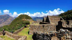 Choquequirao, un destino soñado de Perú, en realidad virtual