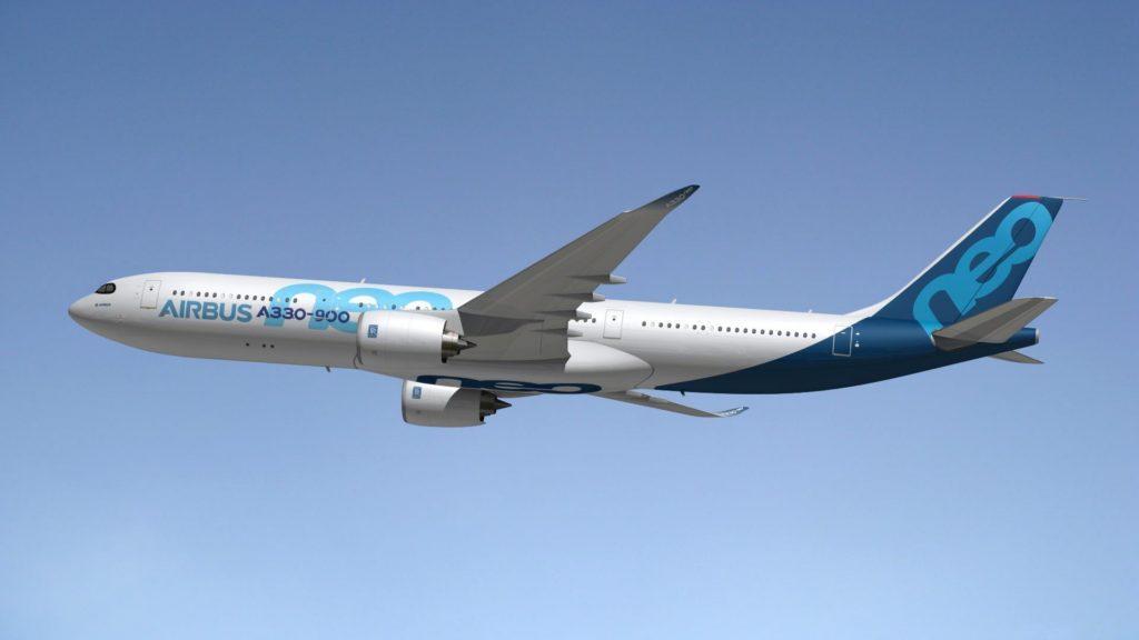 El nuevo Airbus A330neo realizó su primer vuelo