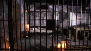 Podemos pasar Halloween en un calabozo de Alcatraz