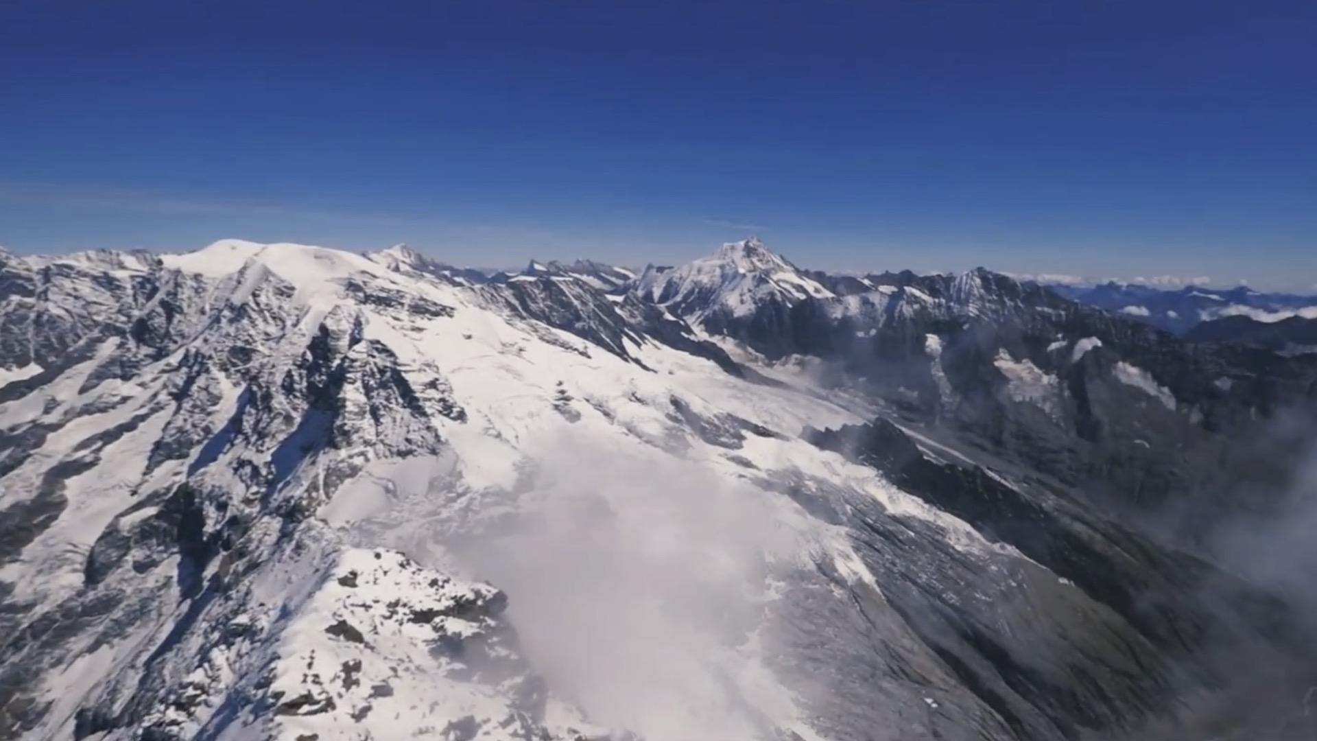El video que recorre los Alpes Suizos y nos quita la respiración
