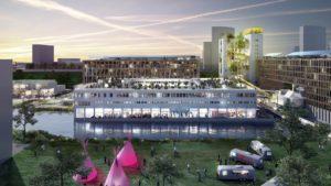 Cómo Ámsterdam convertirá una antigua prisión en un moderno barrio ecológico