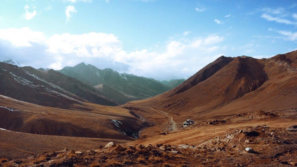 Recorrimos la ruta del Pamir, la segunda más alta del mundo: imágenes