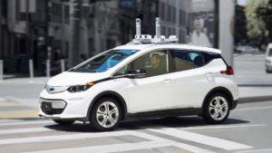 Los autos sin conductor llegan a Nueva York