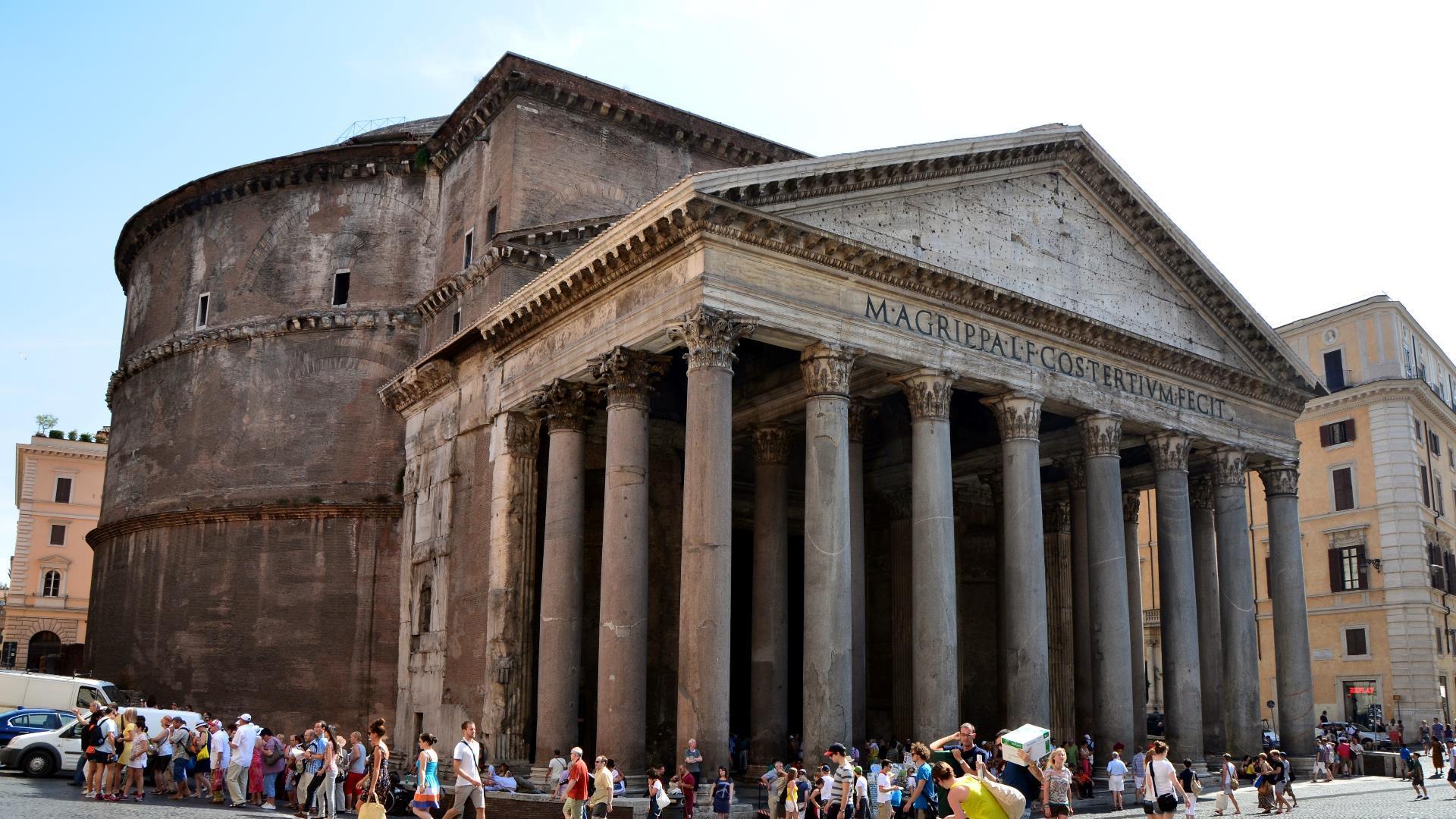 Visitar El Panteón de Roma dejará de ser gratuito