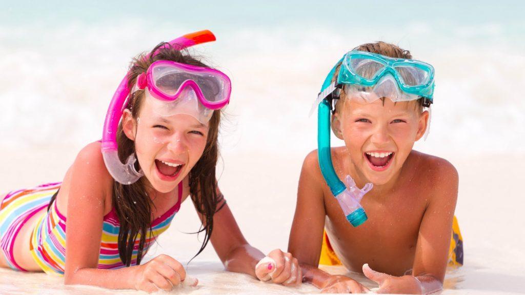 ¿A qué edad conviene llevar a los hijos en viajes al exterior?