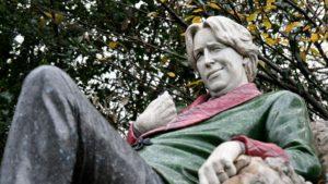 Las estatuas en Dublín ahora nos hablan