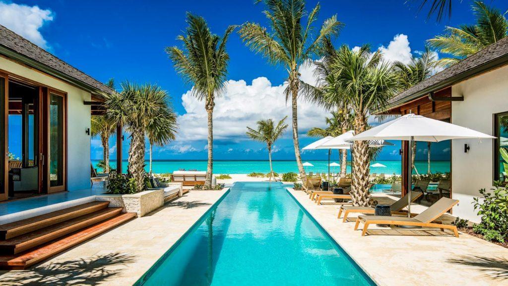 Las Islas Turcas y Caicos están listas para el turismo, luego del huracán Irma