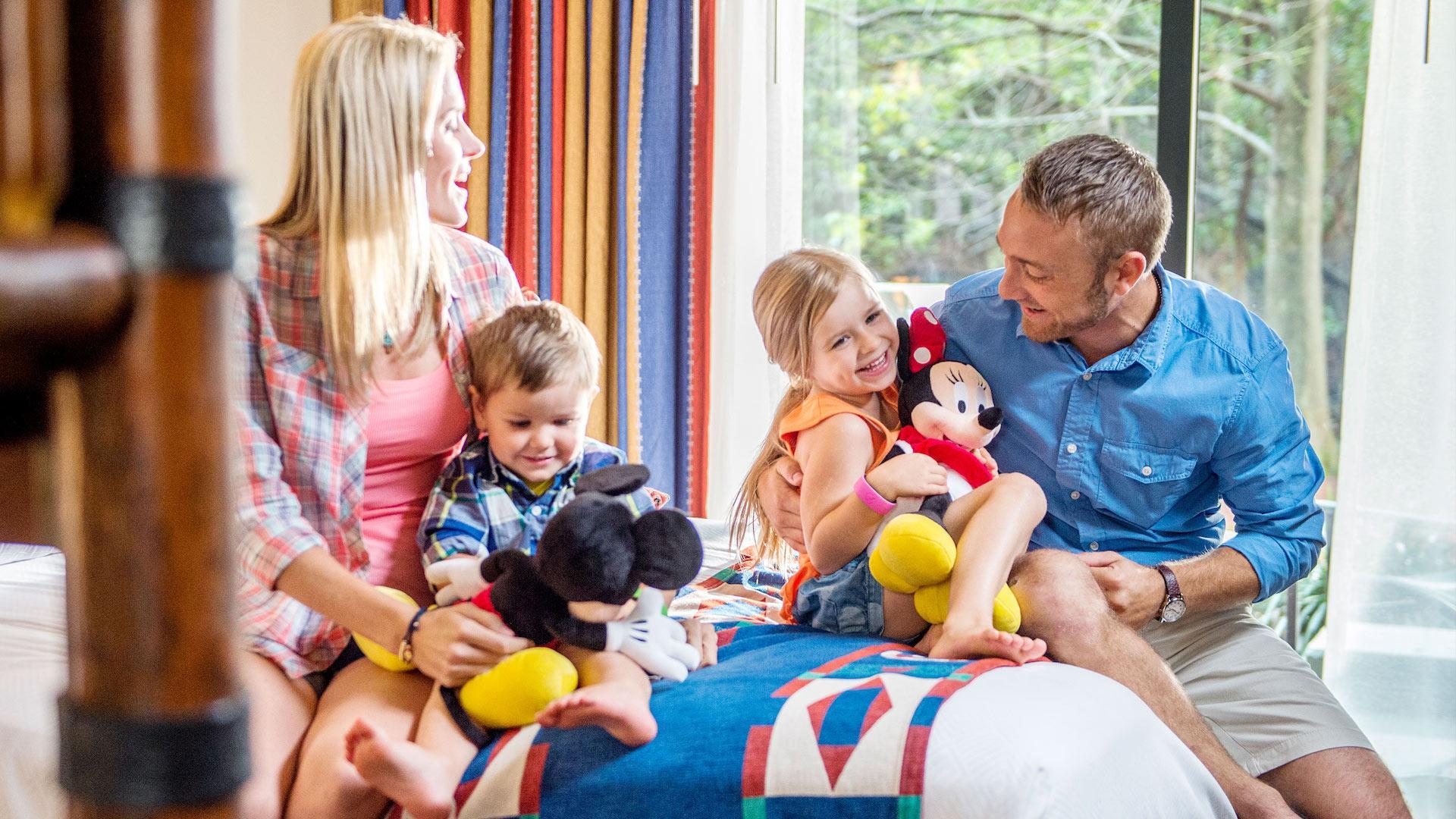 Por primera vez, cuatro hoteles de Walt Disney World permiten llevar mascotas