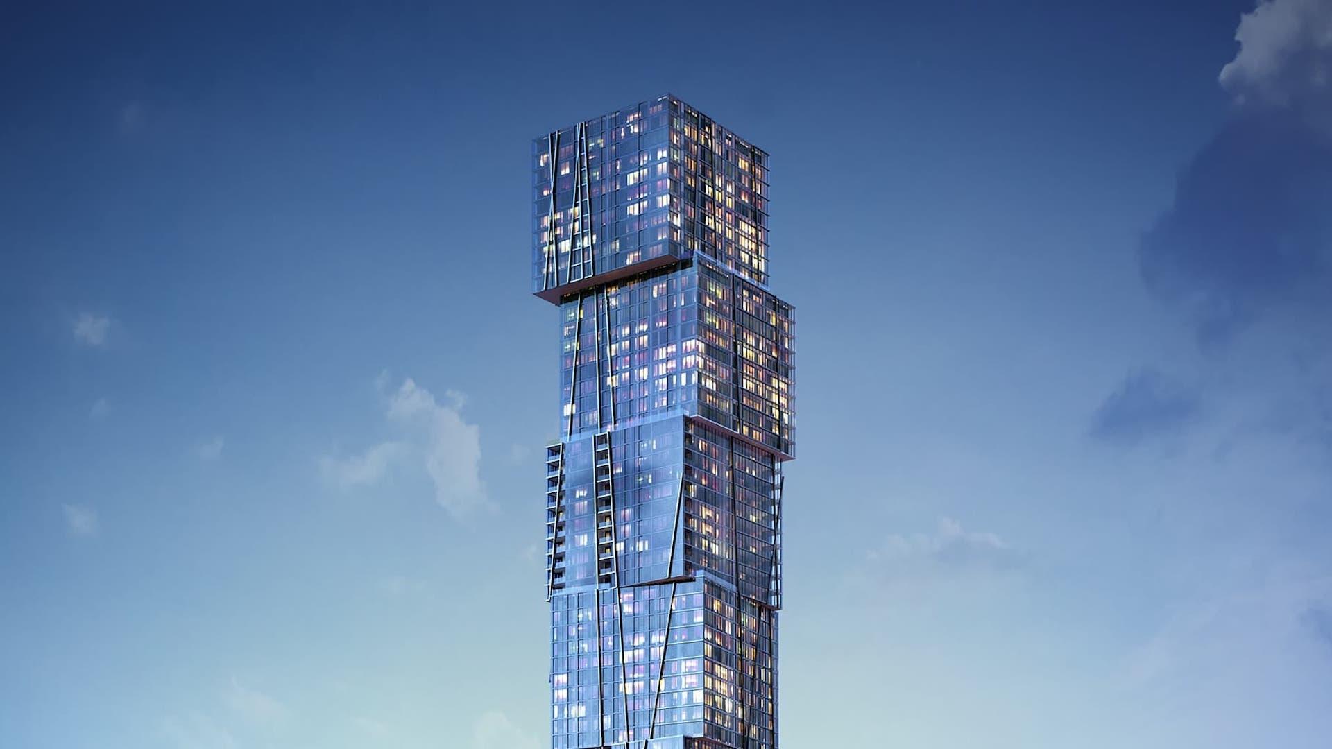 Así será el edificio más alto de Miami: 300 Biscayne