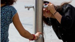 Agua gasificada gratis en todo París