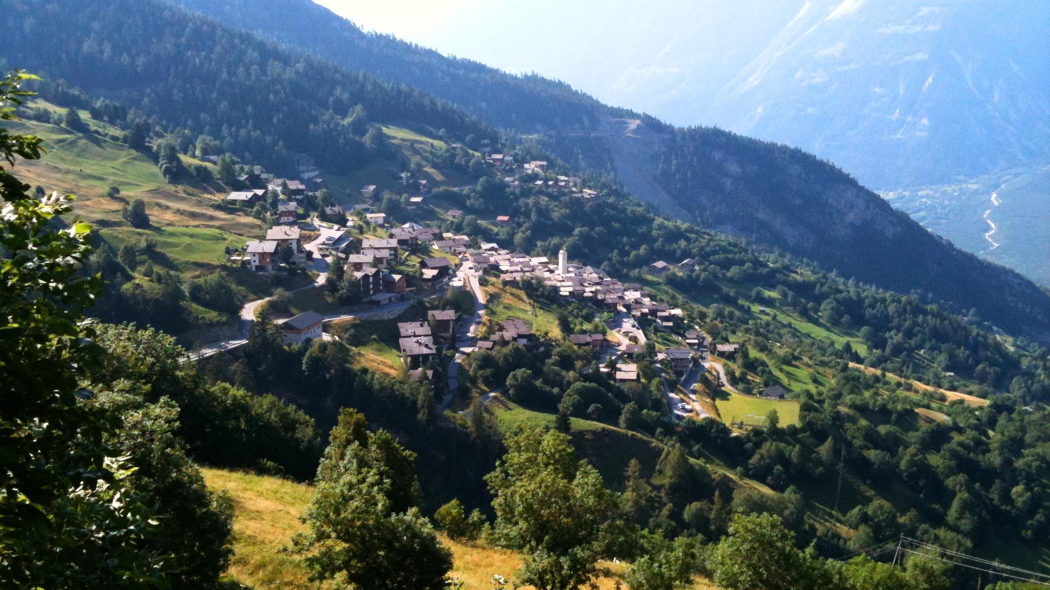 Suiza quiere ofrecer hasta US$ 70.000 a quienes se muden a este pueblo