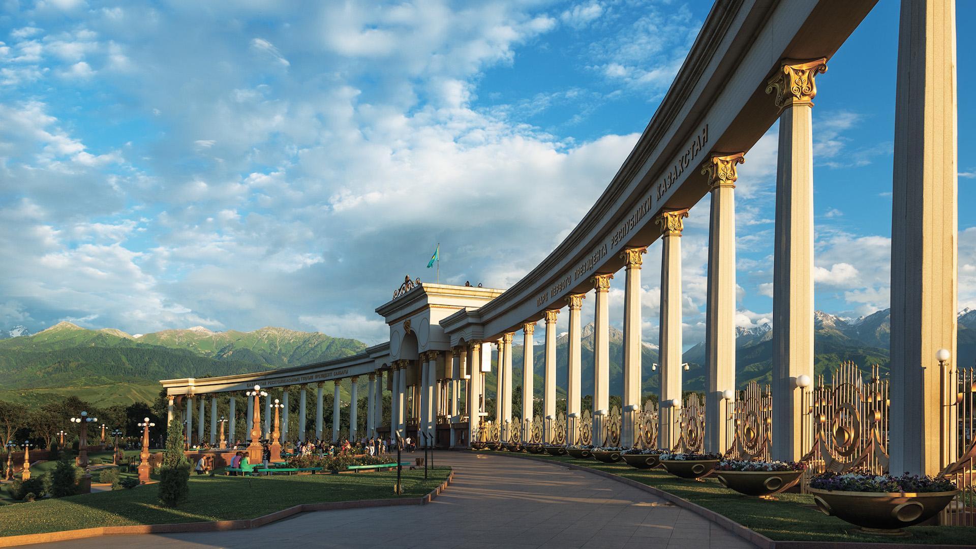 Así es Almatý, la ciudad más vibrante de Asia Central: imágenes