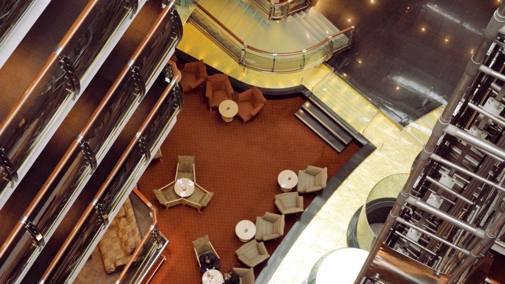 REVIEW Ararat Park Hyatt:  definitivamente uno de los mejores hoteles de Moscú