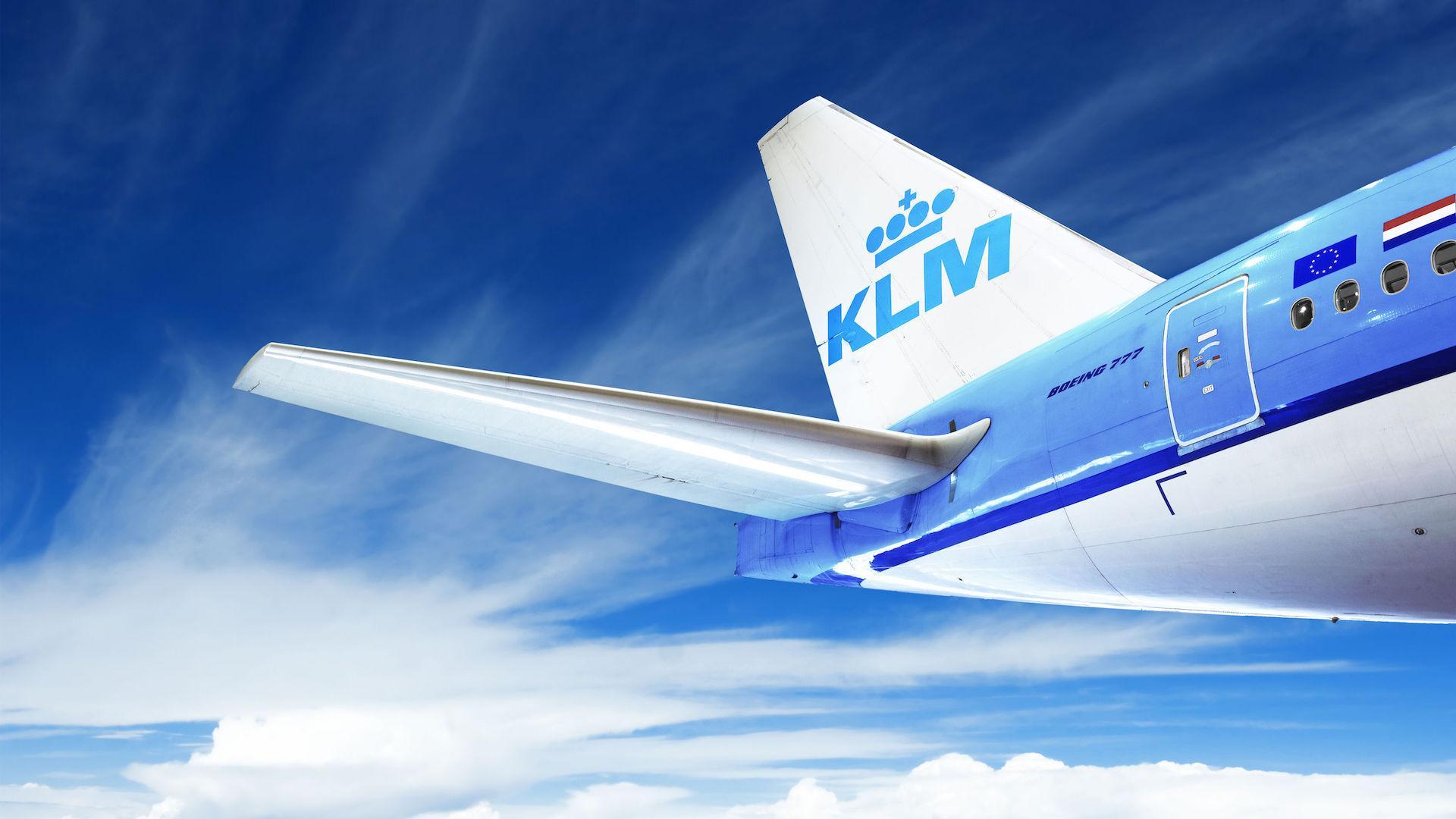 KLM sortea dos pasajes Buenos Aires – Ámsterdam