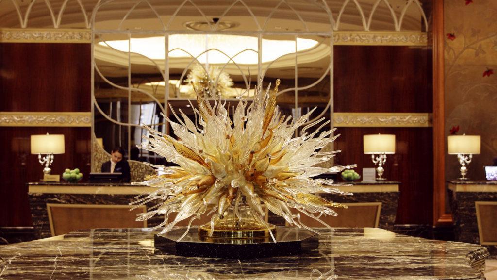 REVIEW Lotte Moscú: el hotel más elegante y exquisito de la ciudad