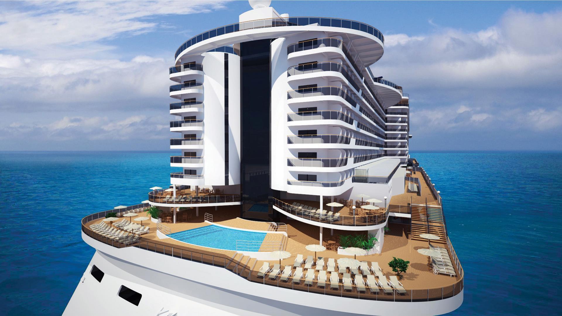 MSC presentó su nuevo crucero: Seaside