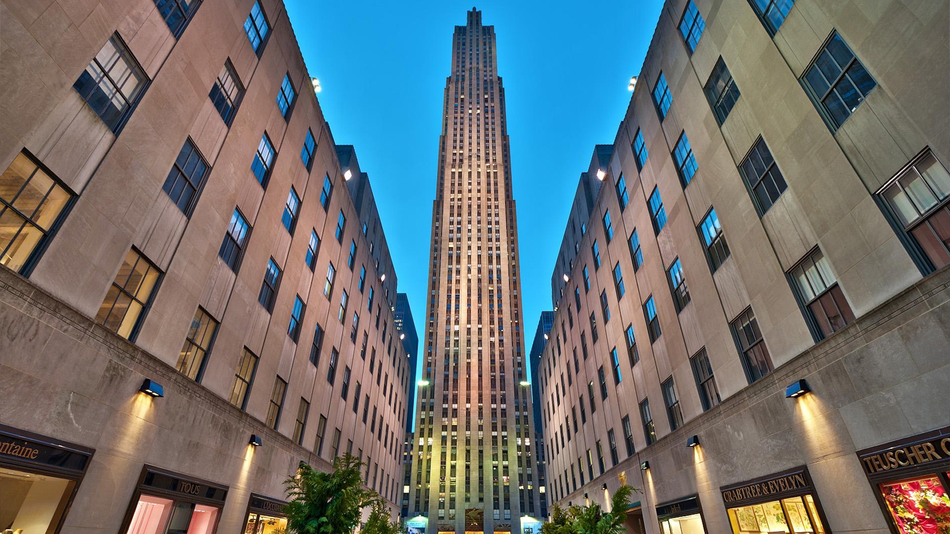 Todo el entorno del Rockefeller Center será completamente renovado