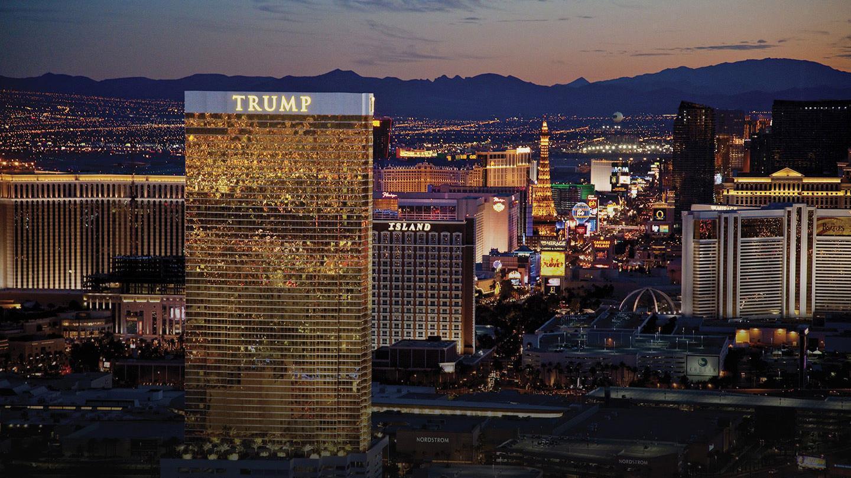 Los precios en las habitaciones de los hoteles Trump cayeron hasta un 63%