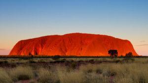 En 2019, no se podrá subir más a Uluru, la icónica montaña de Australia