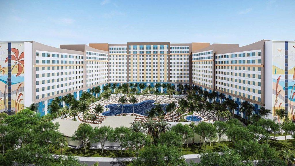 Los nuevos hoteles de Universal en Orlando serán económicos