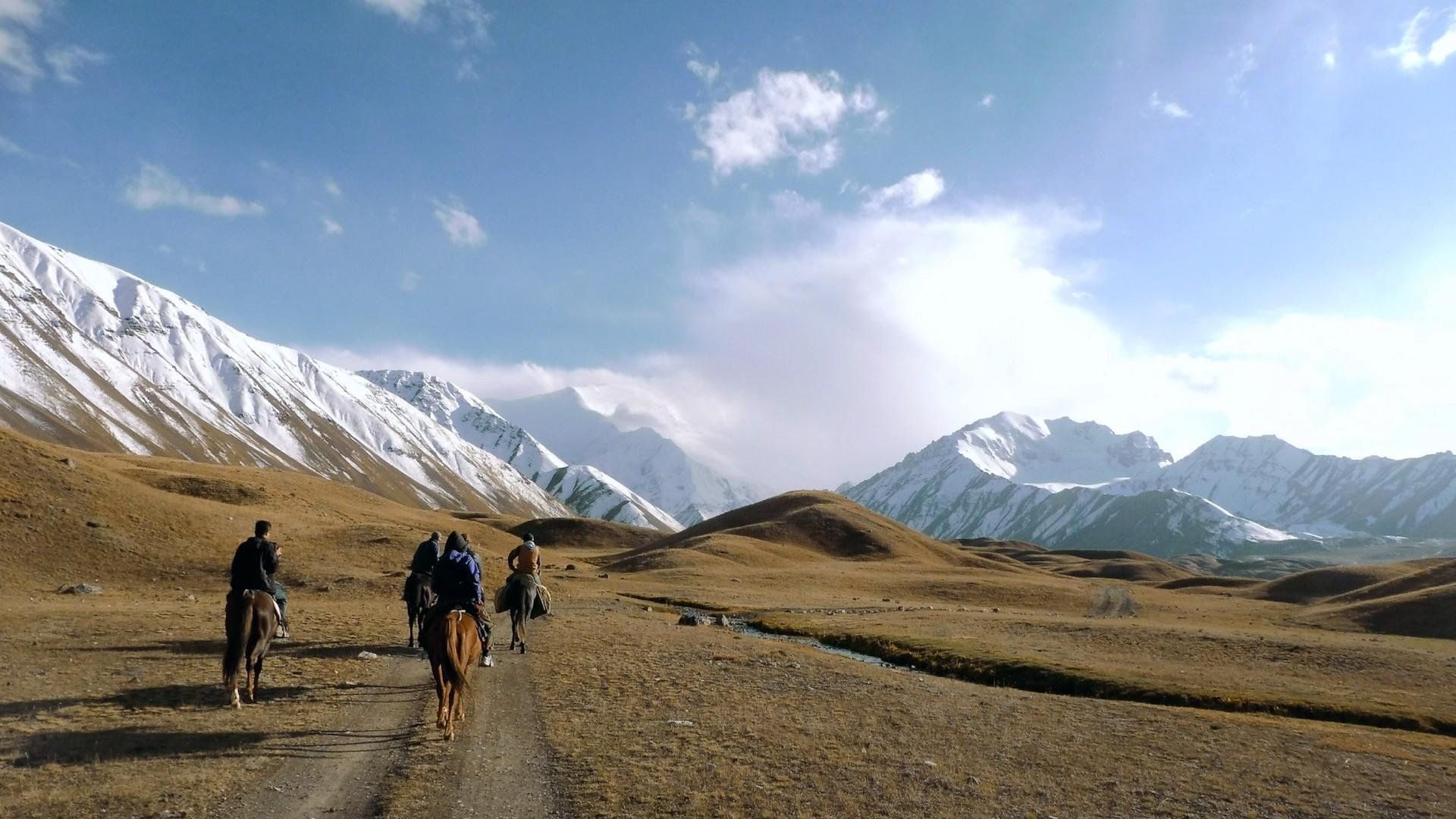 Los diez mejores destinos y atracciones en Asia Central: imágenes
