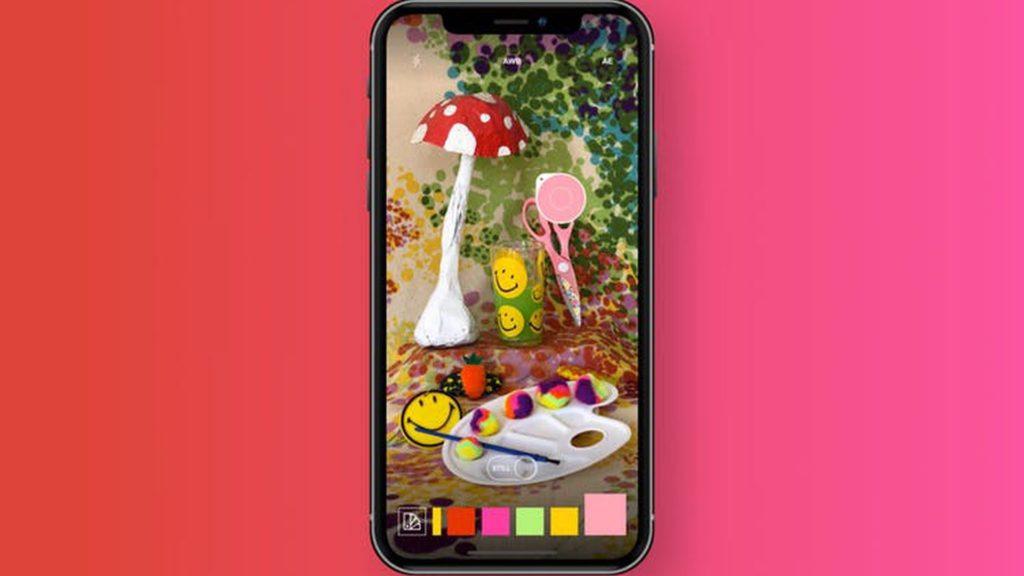 Una app para celular nos ayuda a reconocer los colores que tenemos frente a nuestros ojos