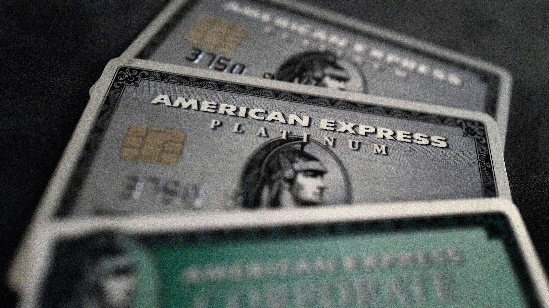 No será necesario firmar las compras hechas con tarjetas American Express (mundialmente)