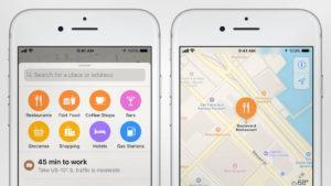 Ahora podemos navegar por el aeropuerto con Apple Maps