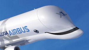 En un video, Airbus muestra la historia y el futuro del imponente avión Beluga