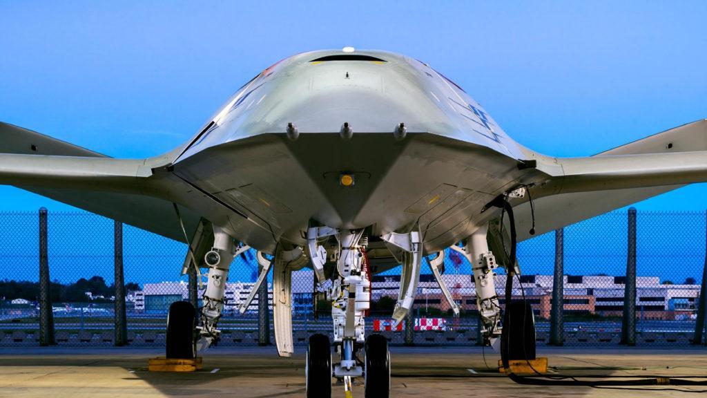 El increíble dron que presentó Boeing