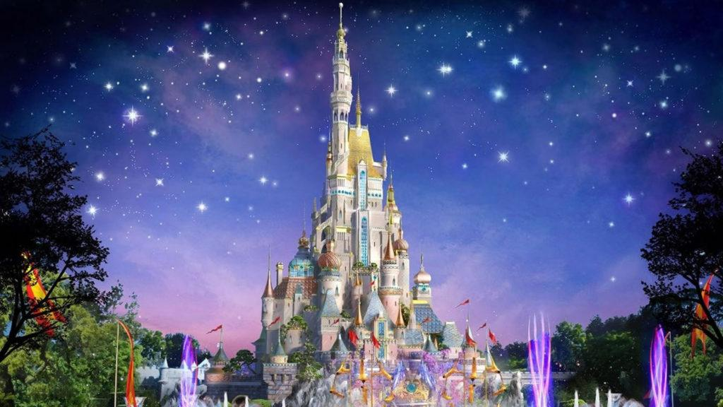 Disney construirá un nuevo castillo y será sorprendente