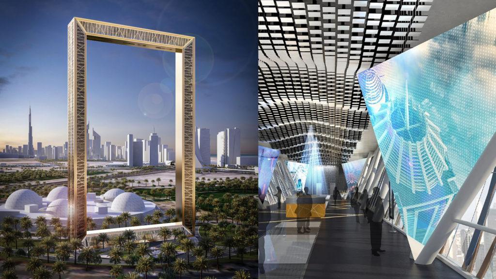 Dubai Frame: la nueva atracción está a punto de inaugurar. ¿Cuánto cuestan los tickets?