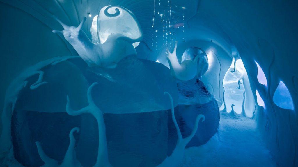Volvió el hotel de hielo más famoso del mundo: Icehotel