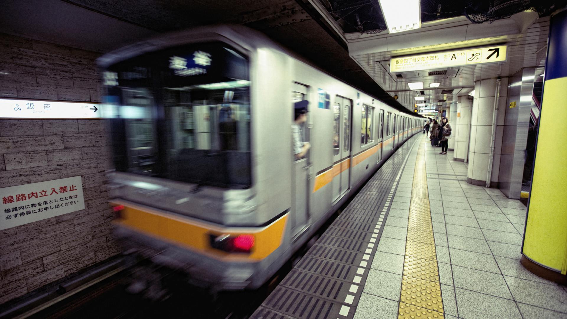 Las embarazadas se podrán sentar en el subte en Japón, gracias a un mensaje