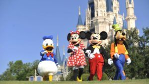 Los parques de Disney aumentaron sus precios