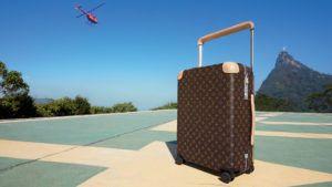 Louis Vuitton lanzará equipaje inteligente