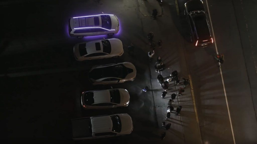 Convierten a las bocinas de los autos en música