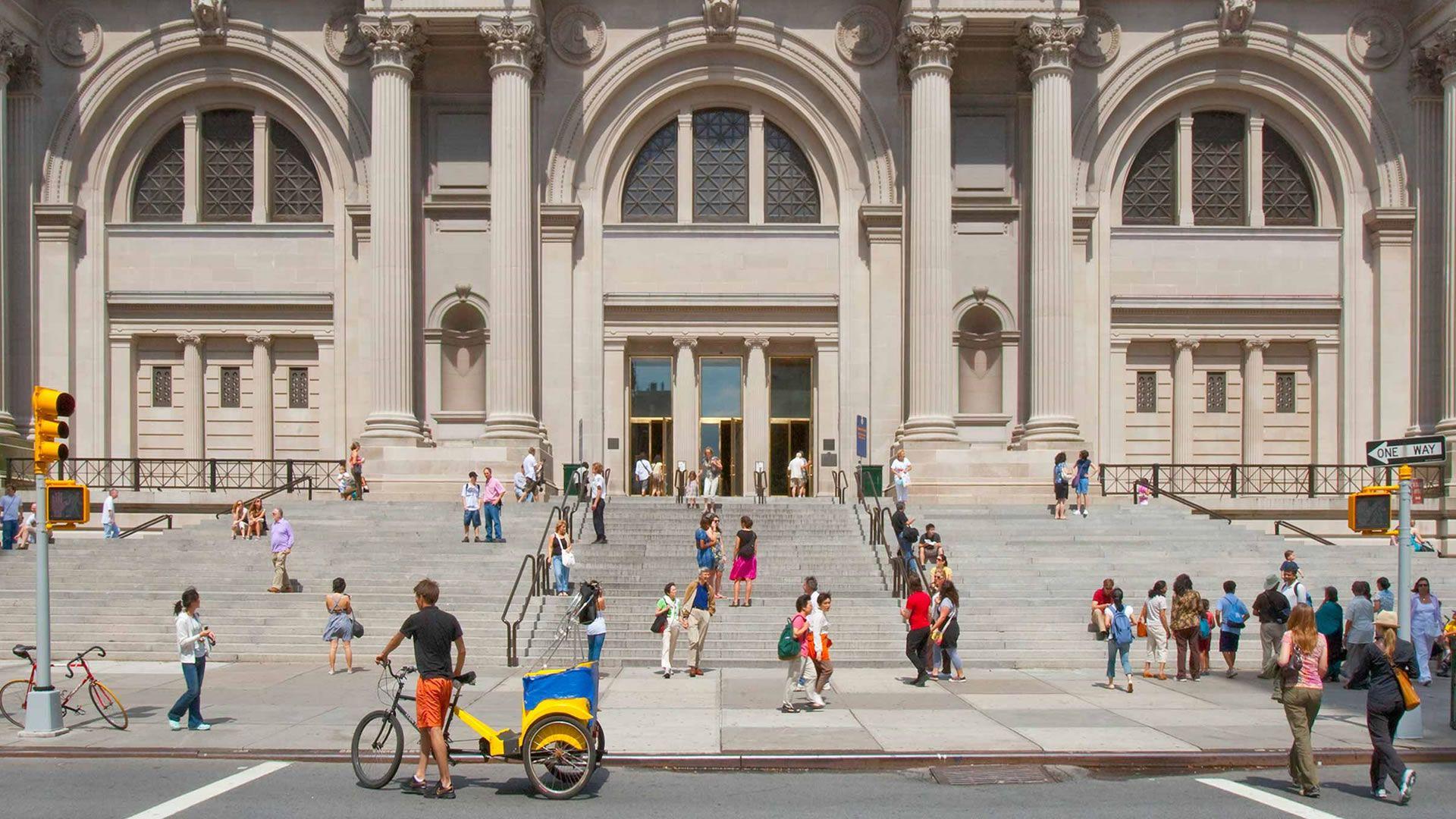 El museo Met de Nueva York comenzará a cobrar US$25 el ingreso