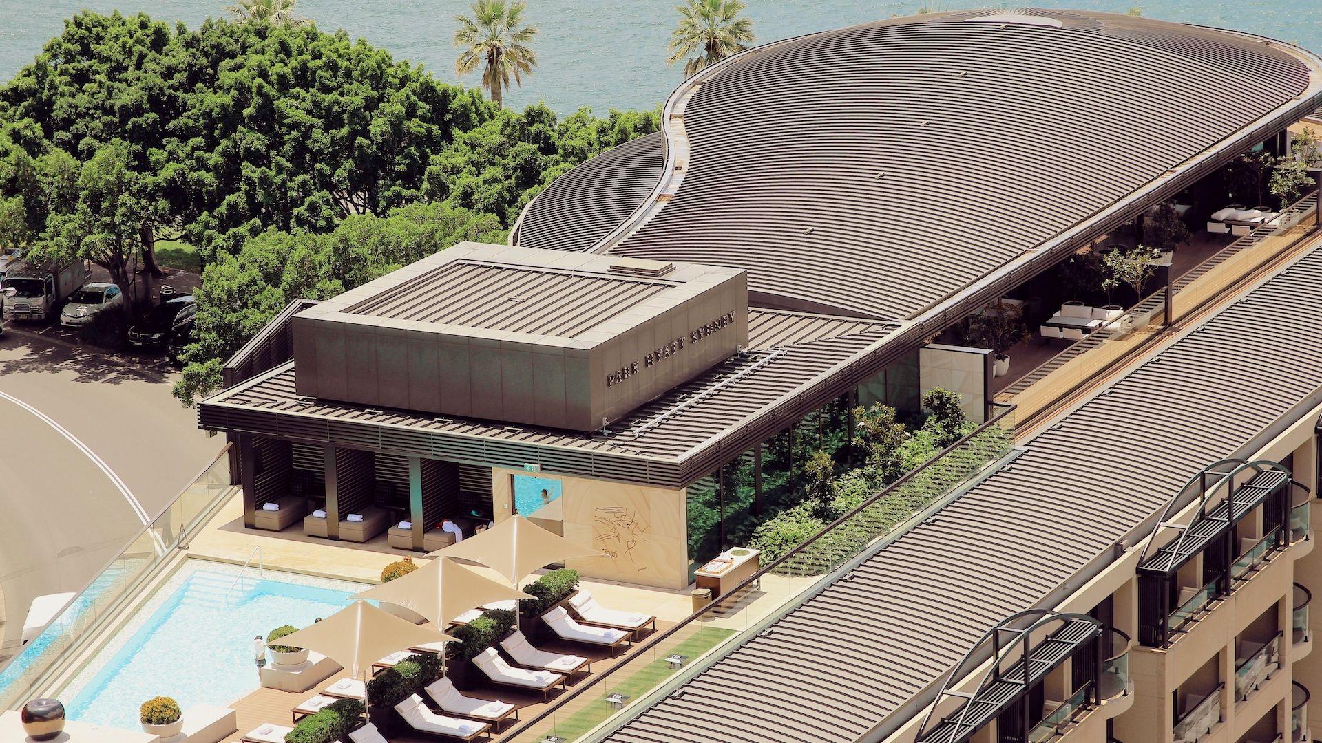 Hyatt Spa Sydney Review