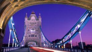Quieren construir un puente para unir Inglaterra con Francia