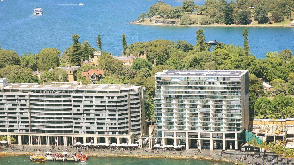 REVIEW Pullman Quay Grand Hotel: un balcón a la bahía de Sídney
