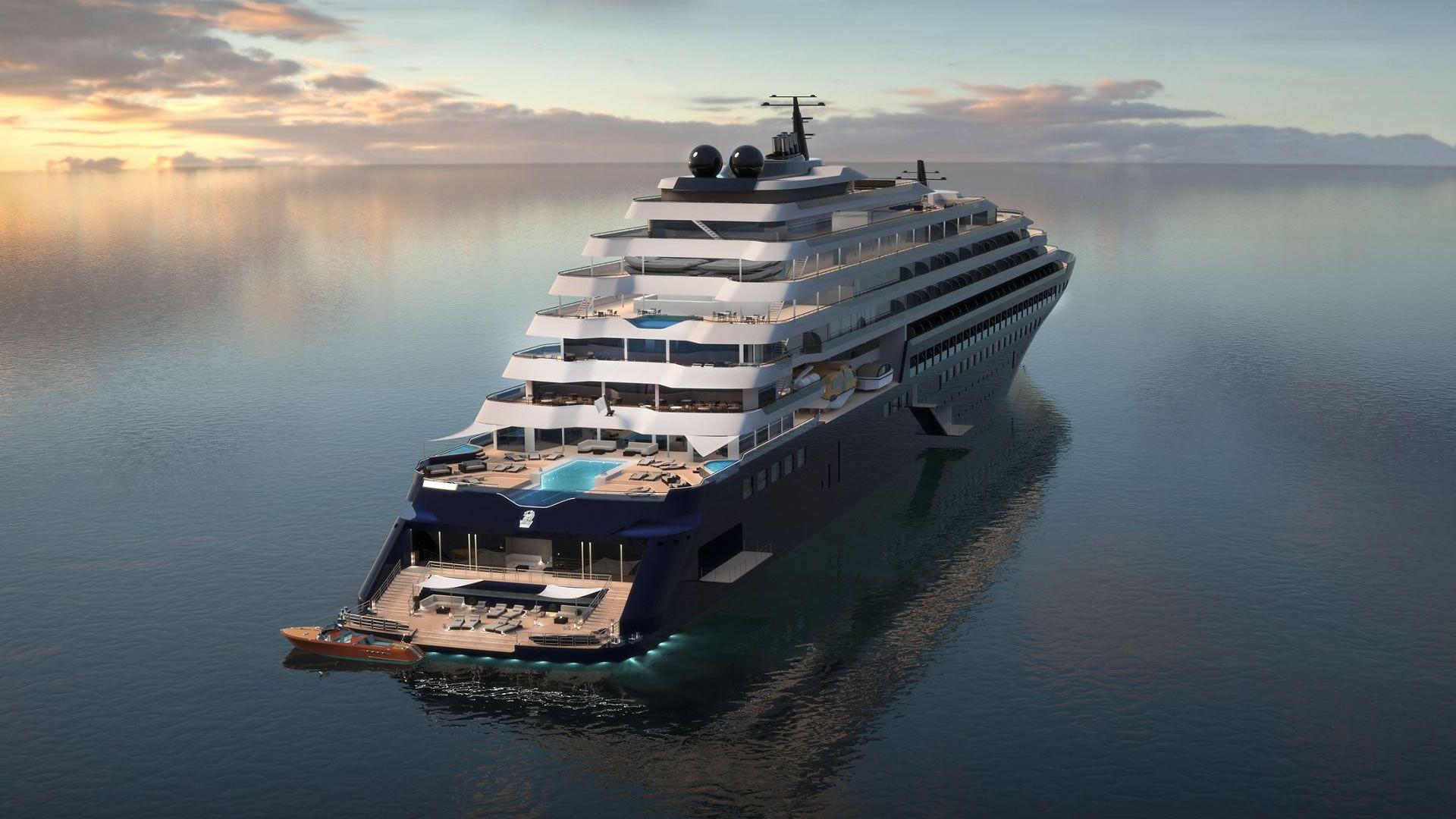 Ya podemos reservar en el primer yacht de Ritz-Carlton