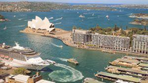 REVIEW Hotel Shangri-La Sydney: para ver Australia en todo su esplendor