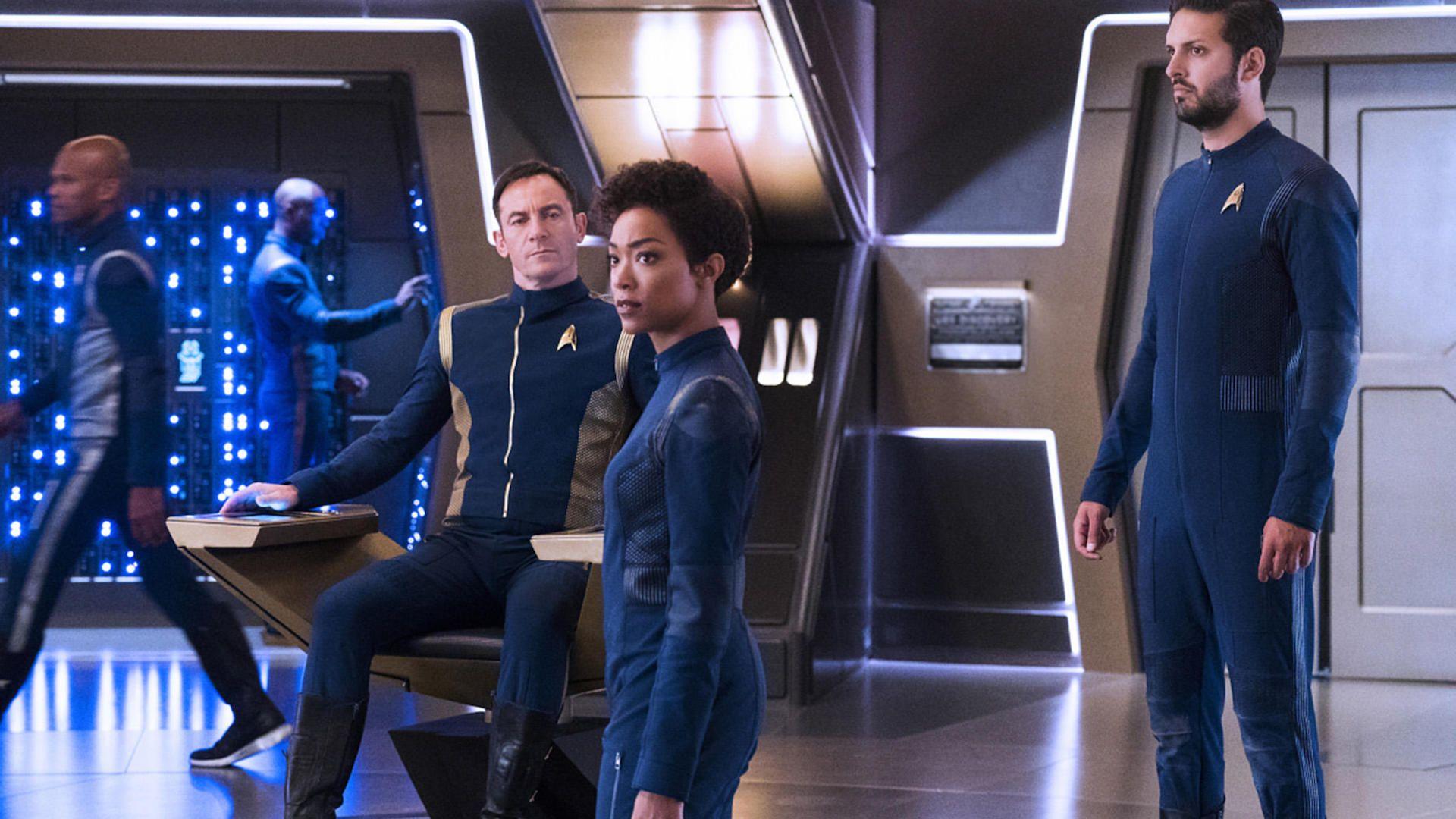REVIEW Star Trek: Discovery pone a la franquicia en una nueva escala